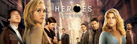 Heroes sur TF1 Vision